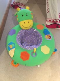 Galt baby nest with removable canopy suitable for tiny babies. All washable in excellent condition.