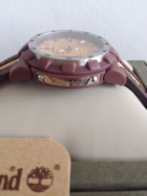 timberland watch original come in original box brand new