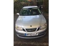 Saab 93 2.0 Turbo (spares or repairs)