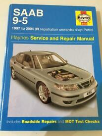 Saab 95 Haynes Service and Repair Manual