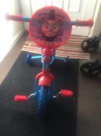 Thomas Bike with stabilisers