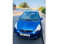 2007 HONDA JAZZ 1.4 i-DSI SE 5dr. VERY GOOD RUNNER. SMOOTH GEARBOX.LOW PRICE 4 URGENT SALE
