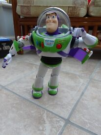 Buzz Lightyear Interactive Toy