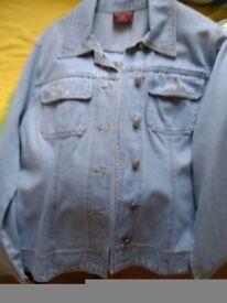 Denim jacket original