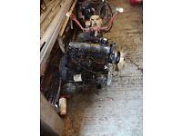 Landrover 90 td engine etc spares or repair