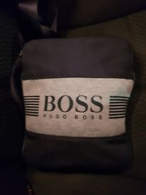 Boss man bag (real) excellent condition