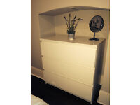 Chest of Drawers - Ikea Malm - White