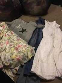 Girls 12-14 clothes
