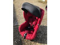 Maxi Cosi Axiss Car Seat, Red