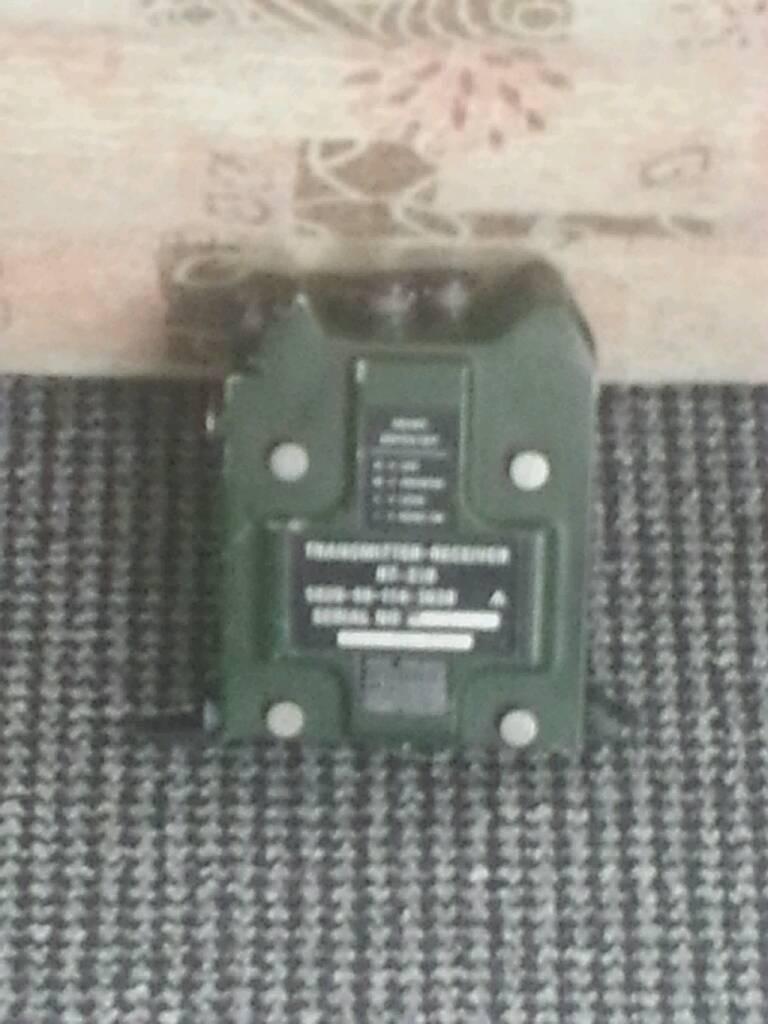 Prc350 .military radio