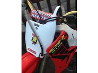 MINT Original Honda CR80 2stroke. Sale or swaps ( not yz cr kx rm crf yzf )