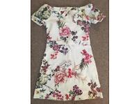 Girls river island floral dress