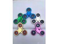 Wholesale Only Fidget Chrome Spinners Min order 50pcs