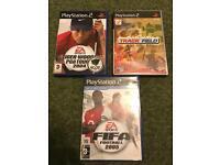 PlayStation 2 BUNDLE Games International Track and flied + more
