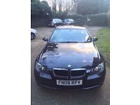 PRICE REDUCED AGAIN! Black Mint color BMW 3 Series 2.0 318i ES 4dr in good condition