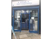 Dry cleaning for sale