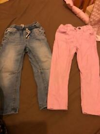 2-3 years jeans