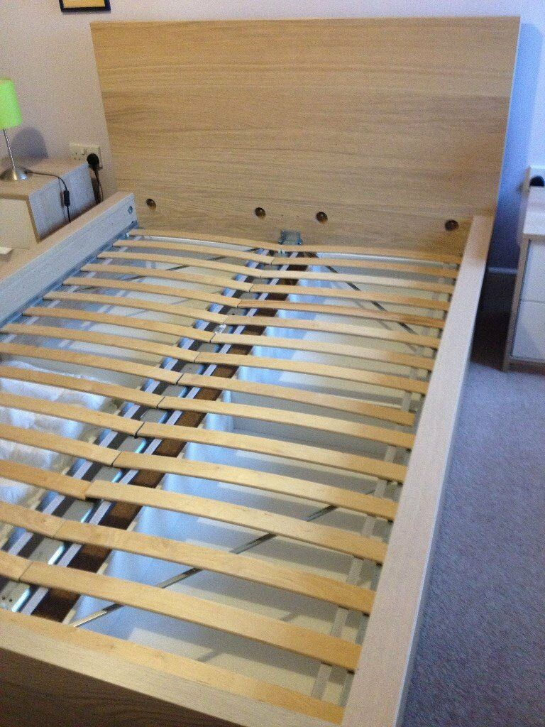 Standard Double Bed MALM