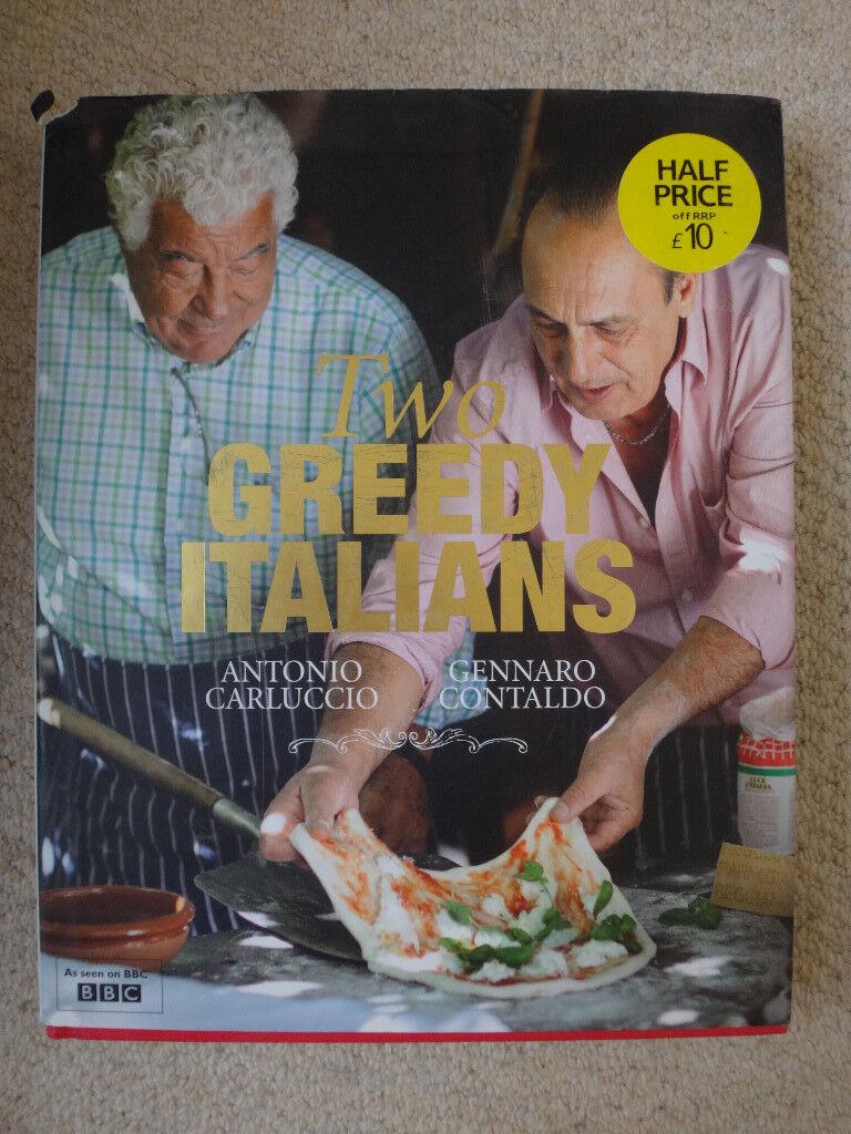 Italian cooking book