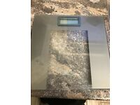 Weight watcher scales.