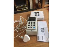 Zettle Wireless Chip & Pin Card with dock. can use with smartphones + tablet