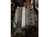 BMW 3.0i e46 engine, 02 plate