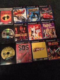 12 PS2 Games