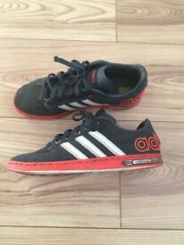 Boys adidas trainers size 4