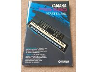 Yamaha PSS-680 key board very little used. Stand also.