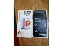 Samsung Galaxy GRAND PR0 16GB 2018 BLACK Dual Sim Unlocked smartphone