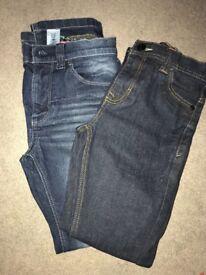 Boys next jeans yr 8