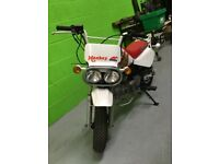 Monkey bike skyteam 50cc baja rep