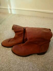 Ladies size 7 boots from Next