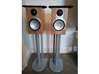 MONITOR AUDIO SILVER RS1 ATACAMA NEXUS 5 STANDS