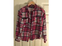 Flannel shirt for sale