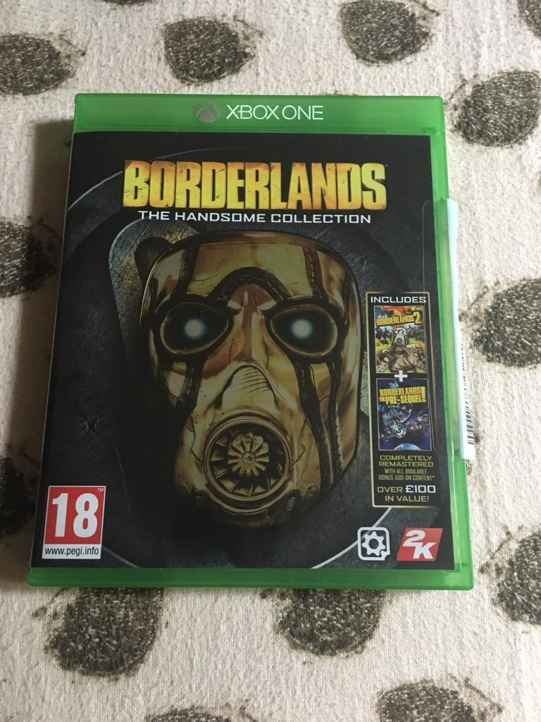 Borderlands, The Handsome Collection. Xbox One.