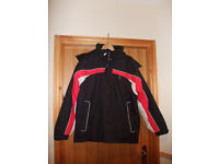 NEW Trespass Men's Ski Jacket, Black, Size Small. RRP £149.