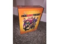 The Big Bang Theory Box Set (Seasons 1-5)