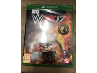 Brand new sealed W2k17 Xbox one