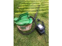 FREE Cuprinol Garden paint sprayer fences sheds. Complete with battery pack charger.