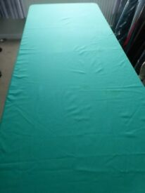 GREEN OR RED TABLE CLOTH'S