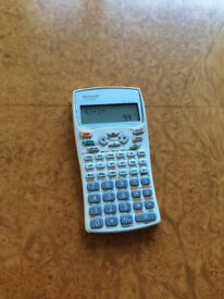 New - calculator Sharp - EL-531w