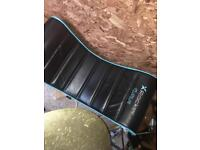 Rocker curve gaming chair