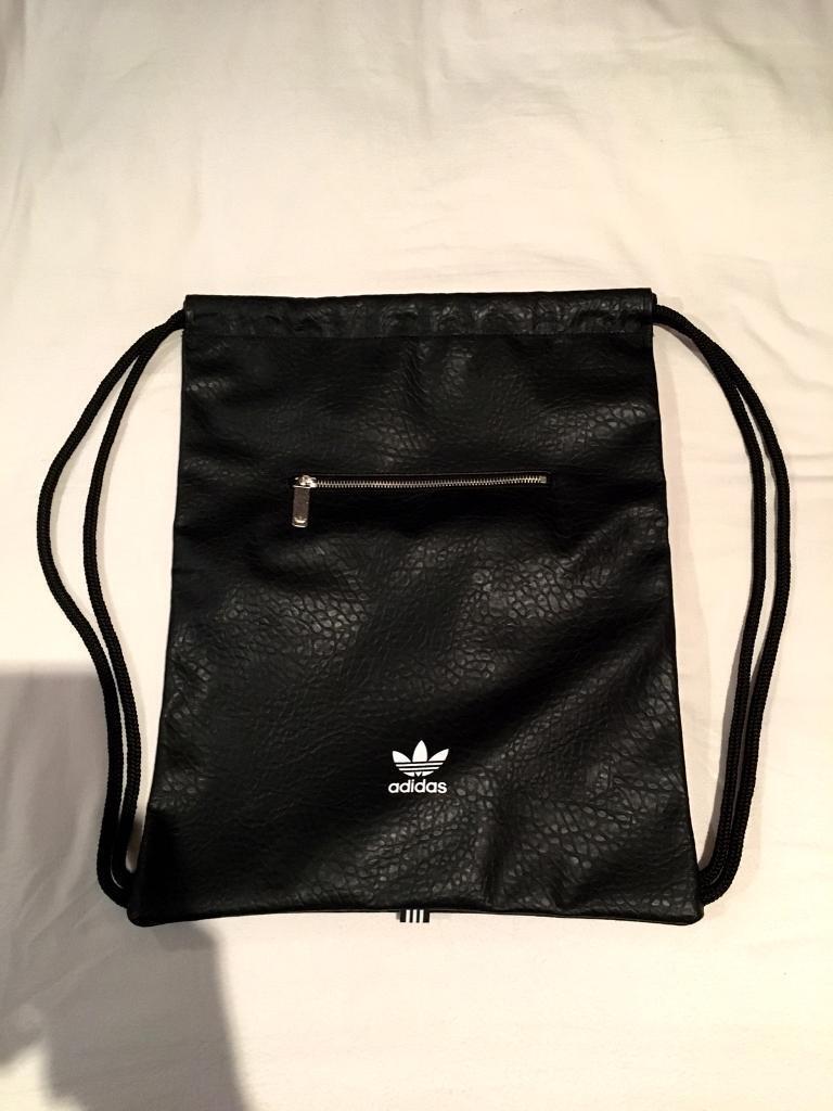 7db779a68d Adidas Black Extra Large Gym Sack