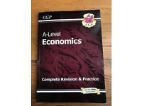 CGP A Level Economics Revision Guide (New Curriculum)