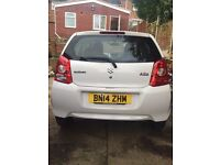2014 (14) - Suzuki Alto Hatchback 5dr Petrol Manual - ONLY 11,082 miles still under Suzuki warranty