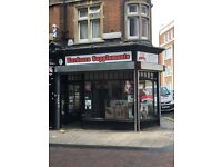 Shop with A1/A2 Class Use To Rent on High Street in close proximity to Local Retailers