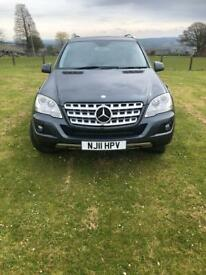 image for 20011 Mercedes ML300 4 Matic Automatic.