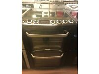 60CM BLACK ELETROLUX ELECTRIC COOKER