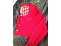 Hollister clothes size S as new